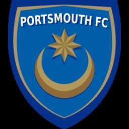 logo kesebelasan Portsmouth F. C