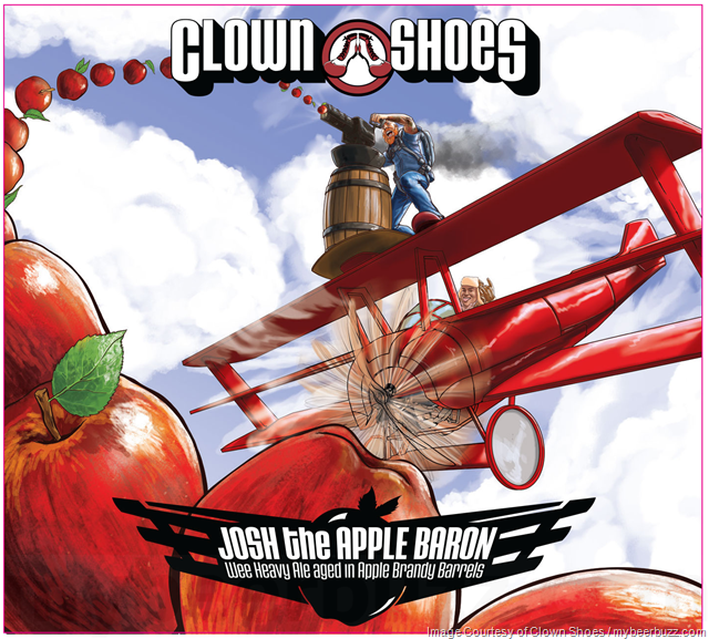 Clown Shoes - Josh The Apple Baron and The Good The Bad & The Unidragon