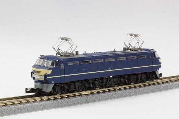 Nueva locomotora de Rokuhan para la escala Z T008-1%25201