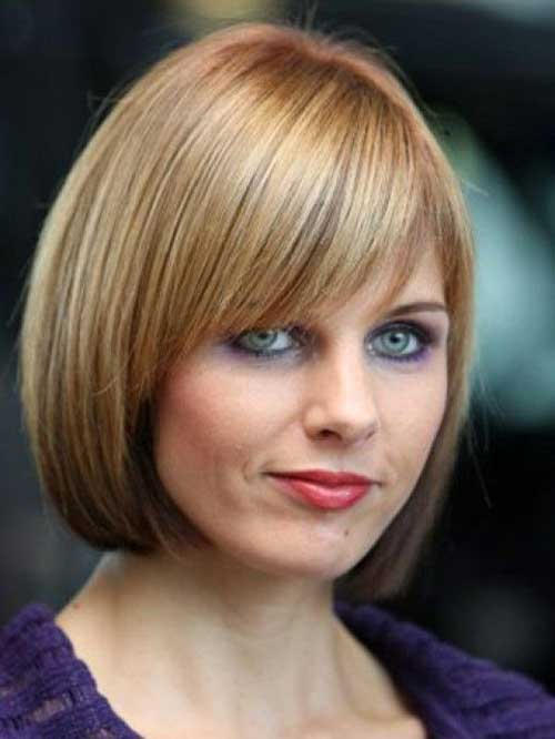 Cute Short Straight Hairstyles with Bangs in 2018 Fashionre