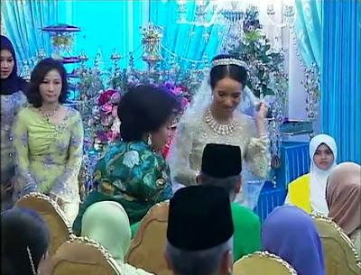 Gambar Nooryana Najwa Salam Tetamu Kehormat
