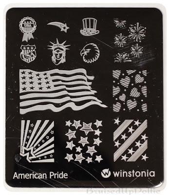 Winstonia American Pride