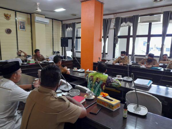 Rencana Sekolah Tatap Muka, Komisi III DPRD Kotabaru Gelar Rapat dengan Disdik