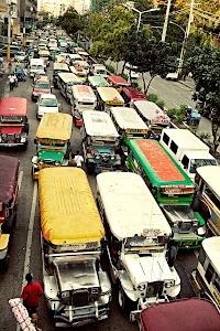 Full of Jeepneys