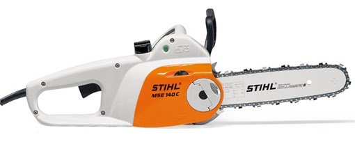 STIHL MSE 140 C-BQ Electric Chainsaw