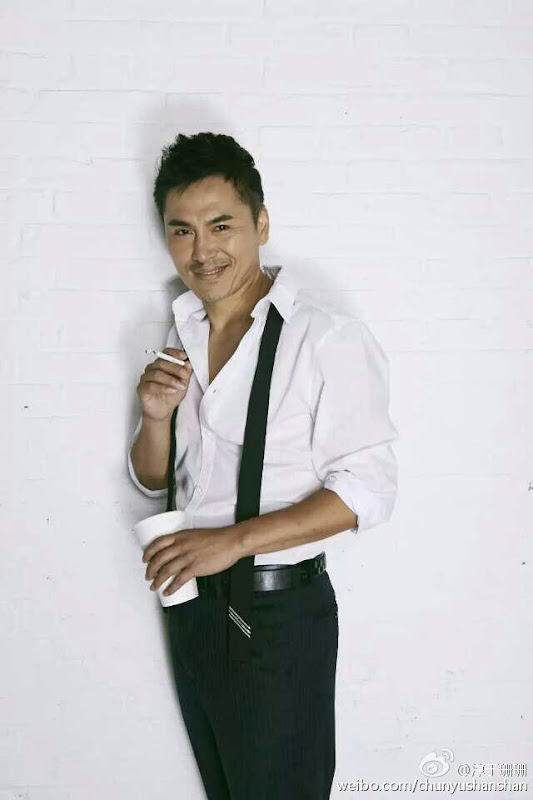 Chun Yu Shan Shan China Actor