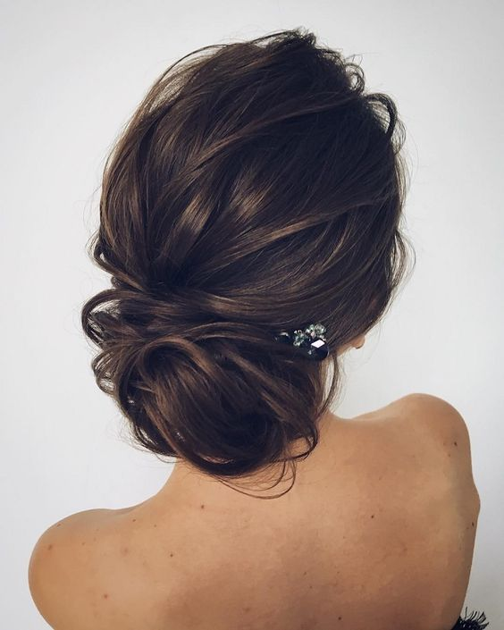 Hairstyles-Gorgeous Wedding Forٍ Chic Bride On Class World 1