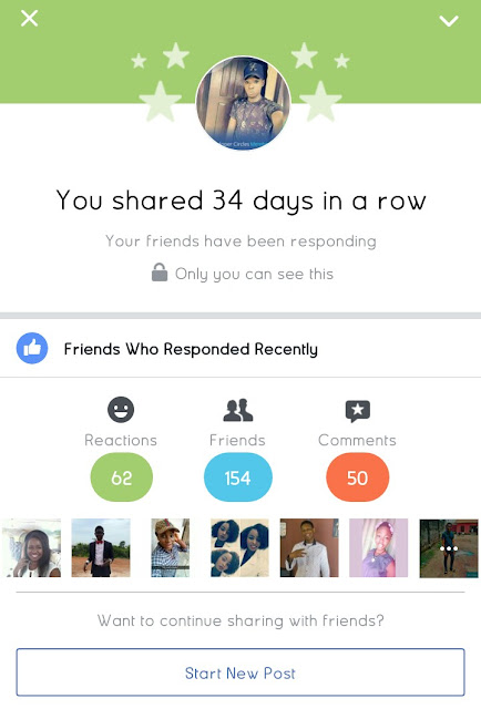 Facebook Introduces Feature That Lets You Know How Many Friends That Liked Your Posts During The Week 3