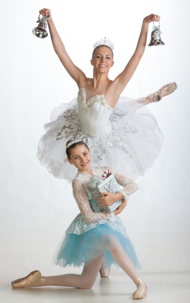Breavard Ballet Academy 'My Christmas Dream' 2015 for Elena Shokhina. Photos by Kevin Roberts