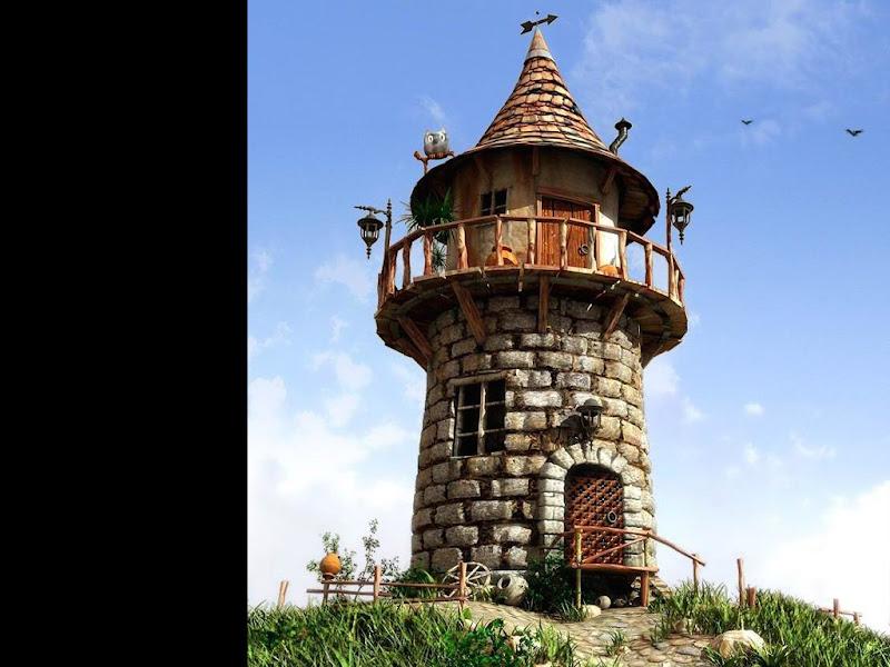Weird Lands Of Dream 8, Magical Landscapes 3