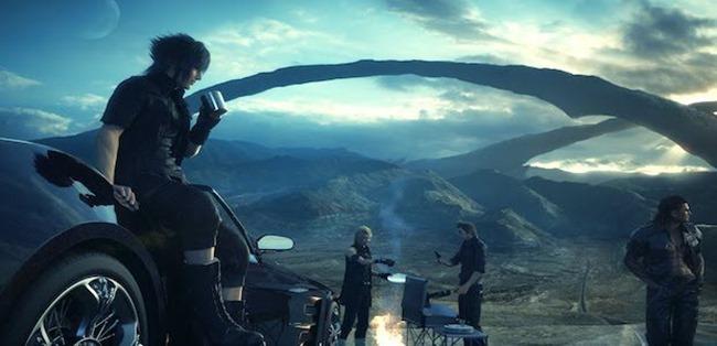 Final Fantasy XV wird 2019 vier neue DLCs erhalten