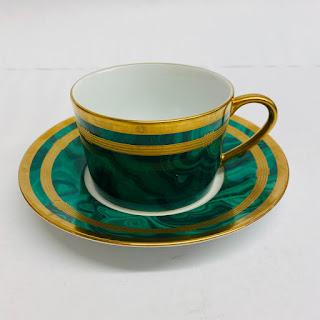 Christian Dior Cup & Saucer