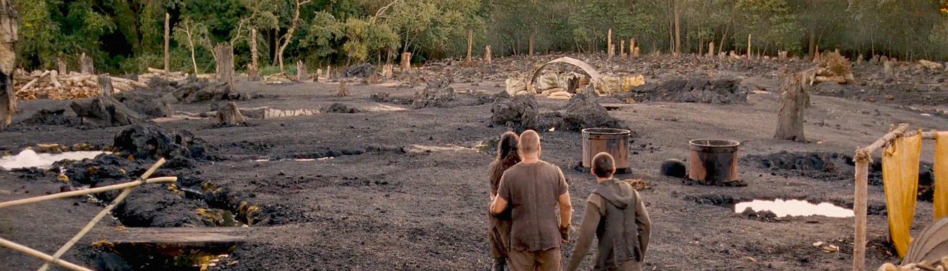 Baner filmu 'Noe: Wybrany Przez Boga'