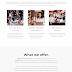 Harbortouch POS Weebly Website Design