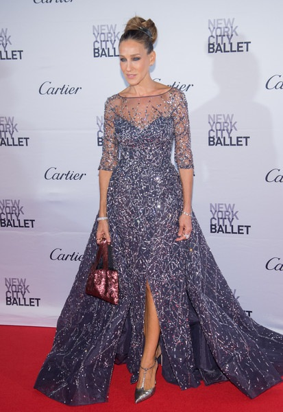 Sarah Jessica Parker 2015 New York City Ballet