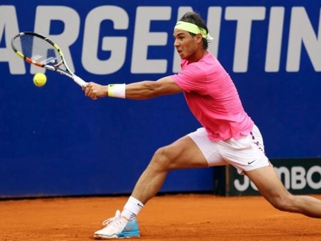 ATP de Buenos Aires: Nadal derrotó a Mónaco