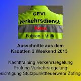 2013 Kadetten II Weekend