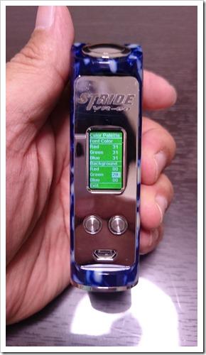 DSC 0150 thumb%25255B2%25255D - 【MOD】VR STRIDE 80W BOX MOD by Vapor Range(ASMODUS)レビュー!【寄稿:Cさんより】