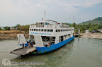 Ferry from Trat pier to Koh Chang