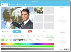 برنامج خدع الويب كام وتركيب الفلاتر والبث المباشر لليوتيوب ManyCam 5.8.0 -3