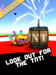 Buddy Toss Ragdoll Flick Game- screenshot thumbnail
