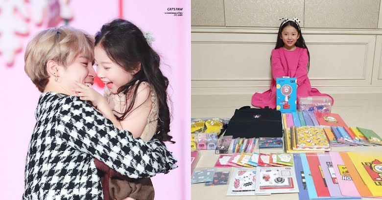 Koo Sarang Made Every Army Jealous On Stage With Bts Now They Re Showering Her With These Gifts Too Koreaboo
