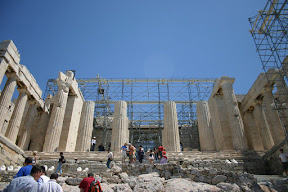 Entrance to the Acropolis, Athens