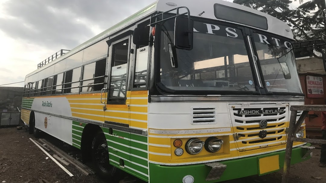 New Azad Coach Body Builders Bus And Coach Company In Chennai