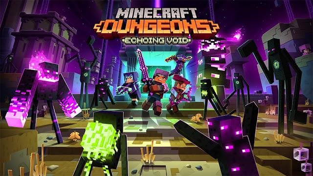 Minecraft Dungeons: Echoing Void