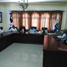 Comisiones ultiman detalles sobre la construcción Mercado Público de Barahona.
