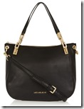 Michael Michael Kors Textured Leather Shoulder Bag - 50% off