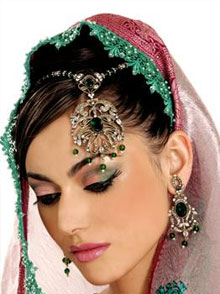 Tremendous Short Hairstyles 2014 Indian Bride Hairstyles Sleek Stylish Classy Hairstyle Inspiration Daily Dogsangcom