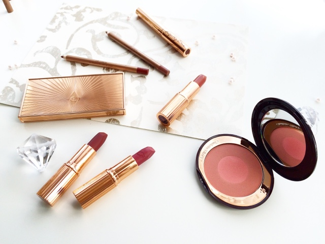 first ever charlotte tilbury haul