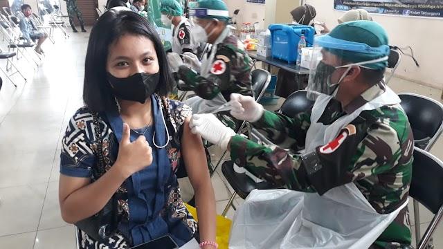 Kejar Herd Immunity, Walikota Fairid: Sasaran Vaksin Diperluas