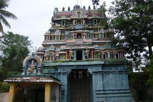 Thiru Aakkoor – Main Gopuram