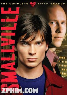 Thị Trấn Smallville 5 - Smallville Season 5 (2005) Poster