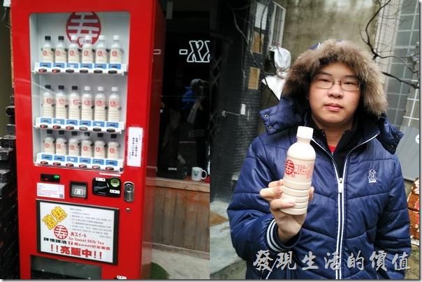 [台南]手搖飲料【壽奶茶】熱銷一罐難求