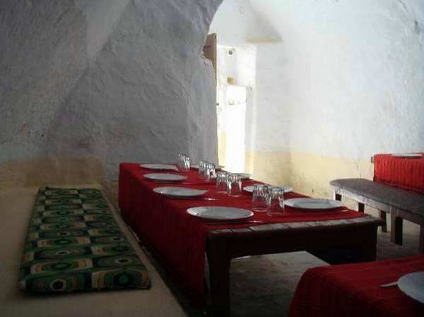 Отель Мархала - ресторан