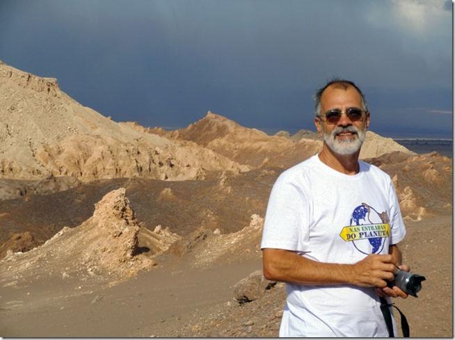 Valle de La Luna, Atacama