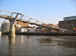 The Millennium Bridge - still the most interesting bridge (except for Tower Bridge of course)