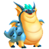 Dragón Agradable   Nice Dragon