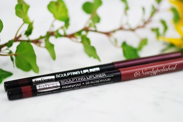 IsaDora Bohemian Flair Sculpting lipliner Rosewood Rum Raisin