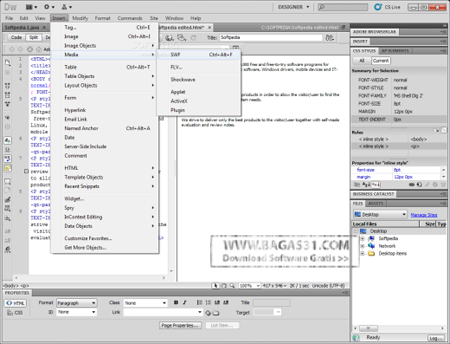 Adobe Dreamweaver CS5 + KeyGen 3