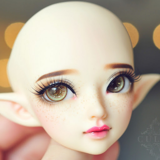 ☛ Eyelashes are: Out of Stock! ☚