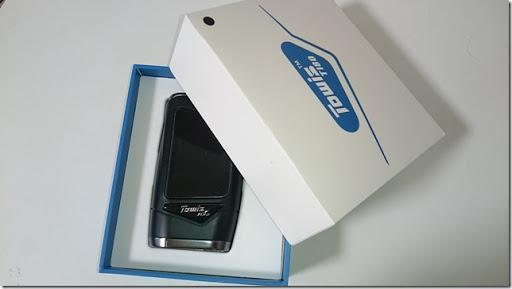 DSC 0259 thumb%255B1%255D - 【MOD】「Hcigar Towis T180タッチ液晶BOX MOD レビュー【MOD/VAPE/テクニカル】
