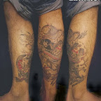 leg - tattoo designs