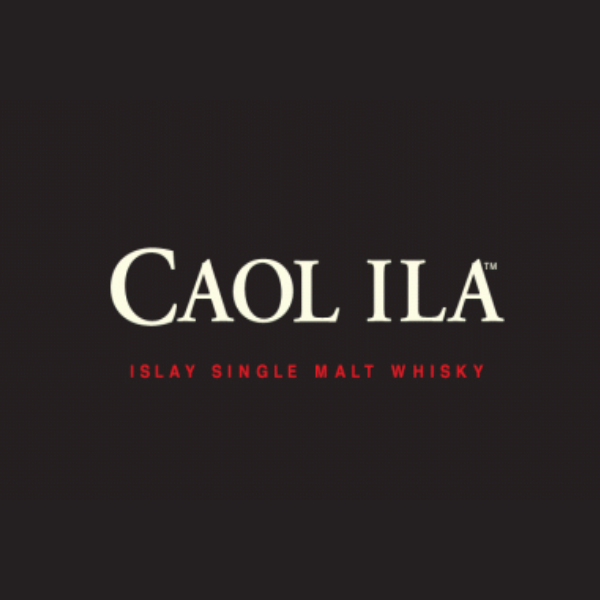 "Logo for Caol Ila ""Fairground On The Beach"" 