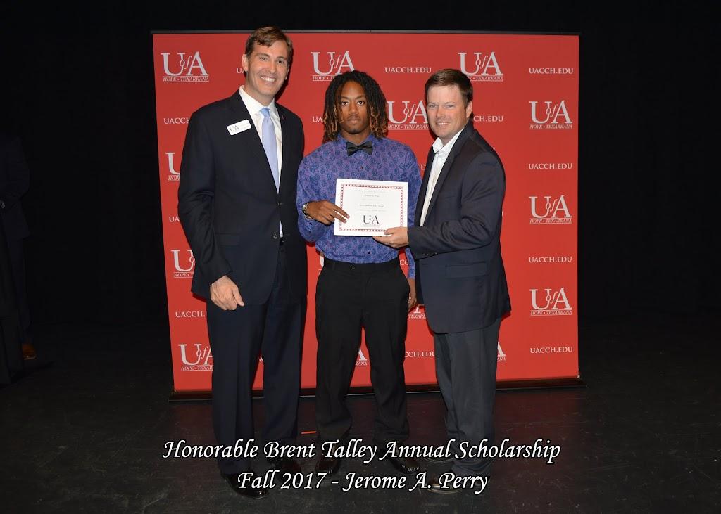 Fall 2017 Foundation Scholarship Ceremony - Honorable%2BBrent%2BTalley.jpg