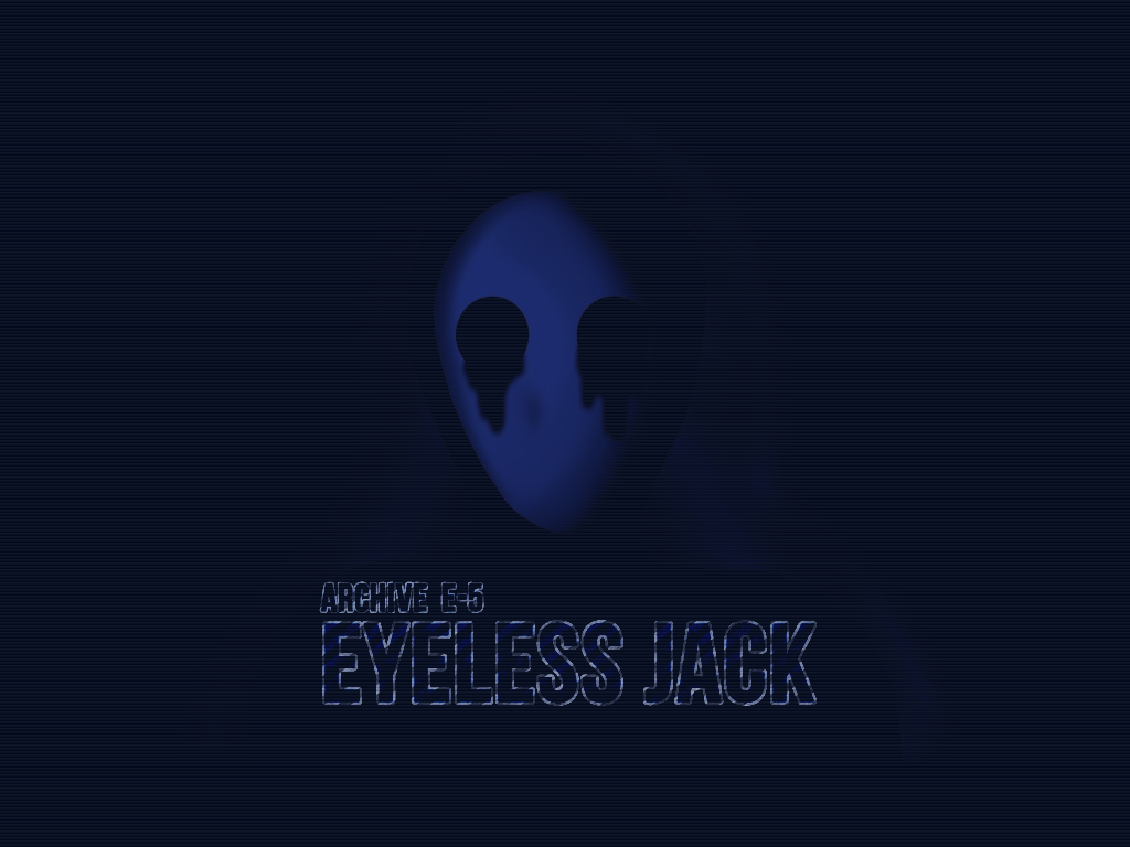 Eyeless Jack Wallpaper Cover photo