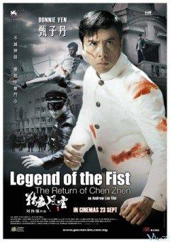 Huyền Thoại Trần Chân - Legend Of The Fist: The Return Of Chen Zhen (2010)